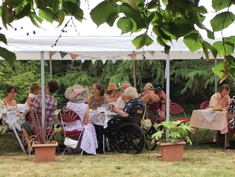 Edwardian Teas at Summer Trifle