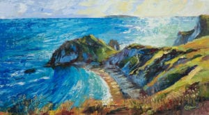 Ziza S Copyright - Above_Durdle_Door_by-ZizaS