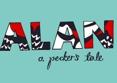 Alan – A Pecker's Tale