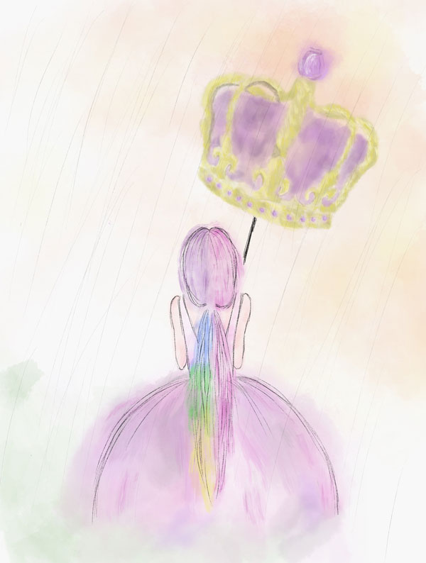 Ylva Borre CROWNLESS---album-cover