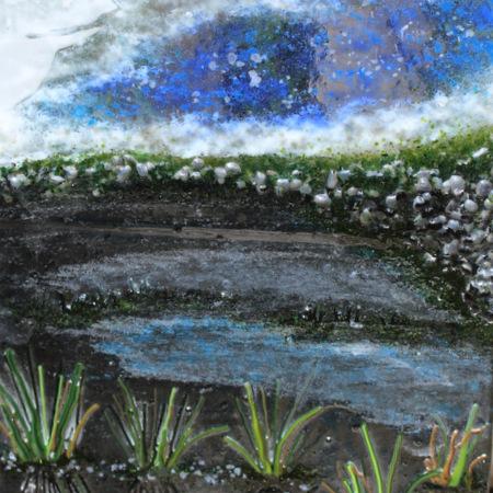 Reflections in landscape-JazztheAlchemist