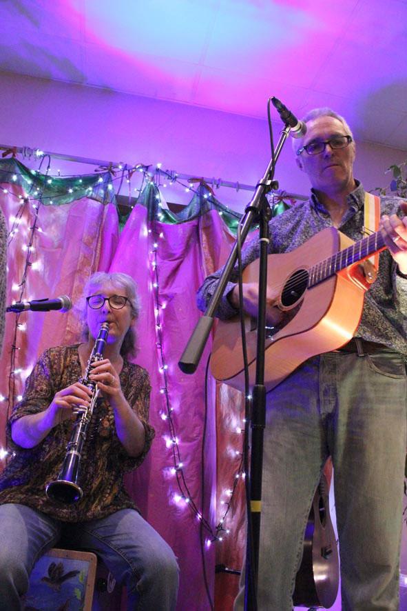 Tim-Church-MILTON HIDE clarinet-and-guitar
