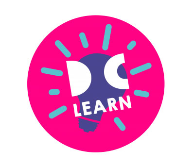 dc learn logo